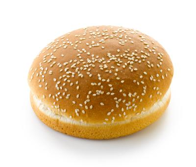 SG* GIANT HAMBURGER BUN SÉSAME