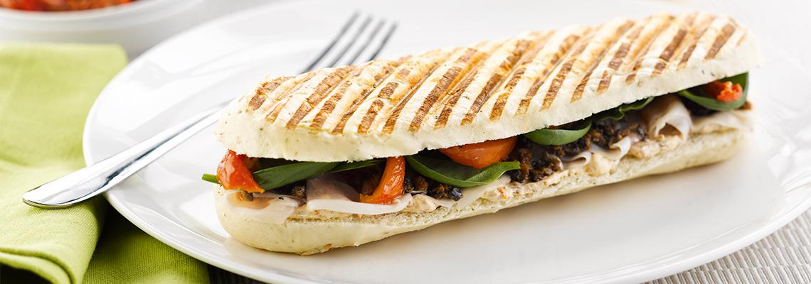 PANINI HERBS GRILLED 21CM