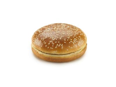 Seeded Brioche Bun