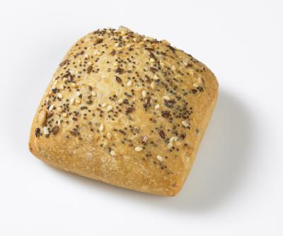 Mini Multigrain Ciabatta Square